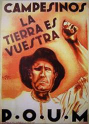 El POUM en la guerra civil española
