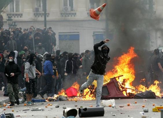 Atenas 6-12-2009