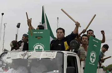 Los nazis en Bolivia y el símbolo de la Media Luna (3/3)