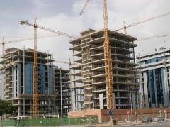 Edificios en construcción de la promotora Vilamar