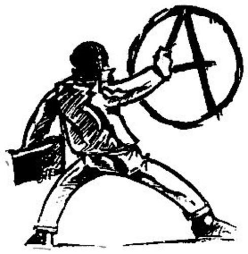 La «A» anarquista. Nacida en París y potenciada en Milán, miles de manos la crearon en las calles del mundo (3/3)