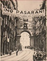 Madrid resiste al fascismo
