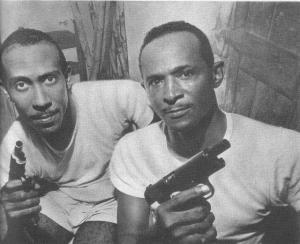 Los hermanos Clement y Harry Barbot