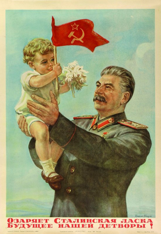 stalin-poster