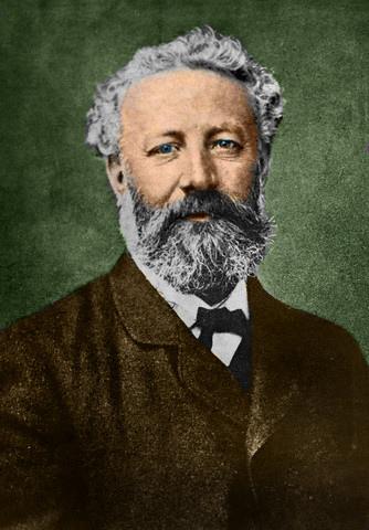 <b>Julio Verne</b> - verne