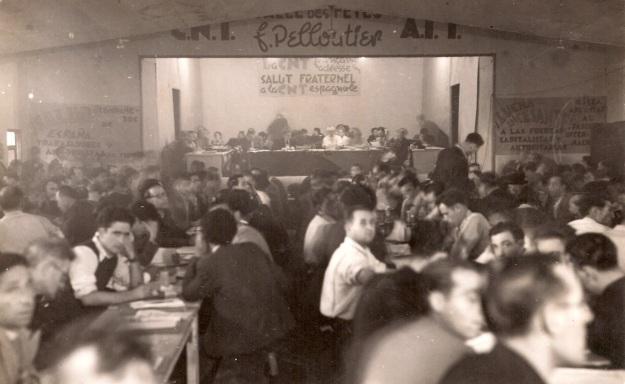 Congreso de la CNT en el exilio (Toulouse 1947)