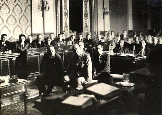 Juicio contra Sanjurjo