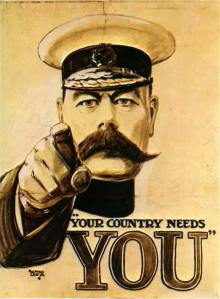 IGM - Your Country Needs You